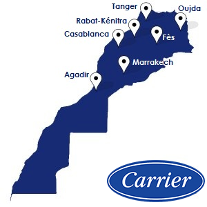 Carrier-agences